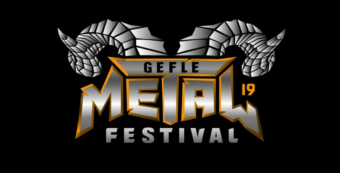 Gefle Metal Festivals logotyp