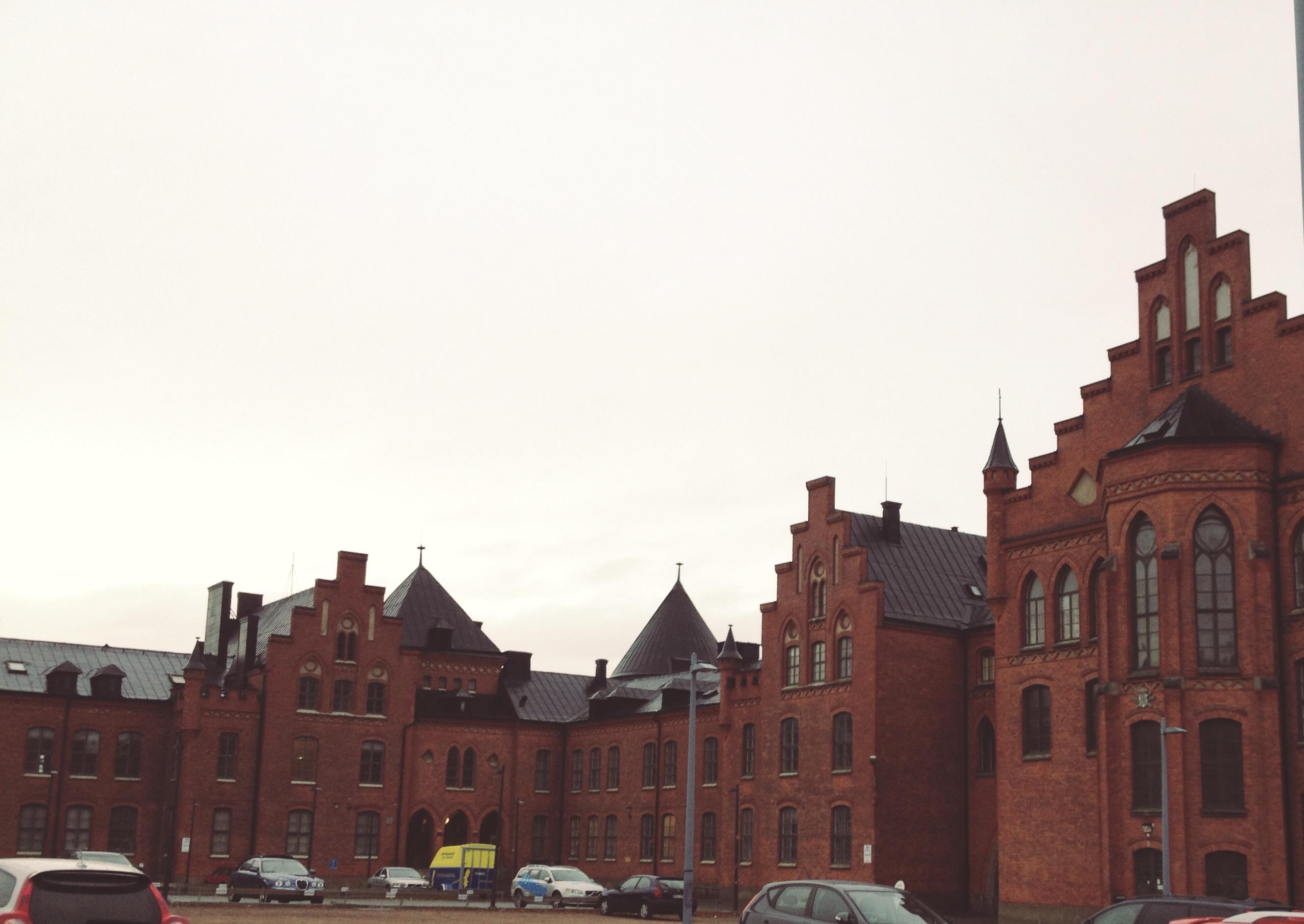 Fryshuset – Danslokal, graffiti och studio