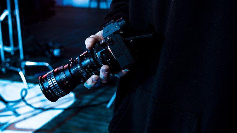 Film, foto och ljud