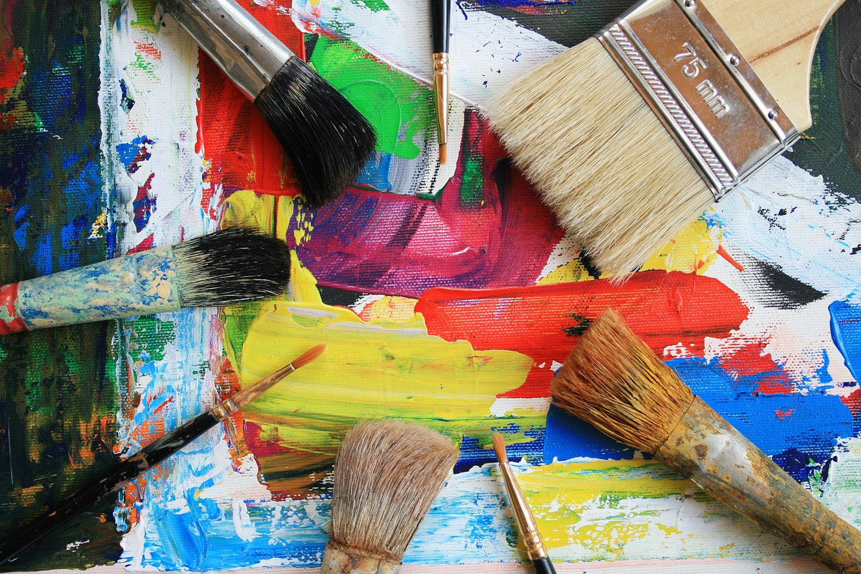Kurs i måleri