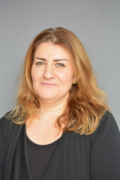 Personalbild på Marina Bandak