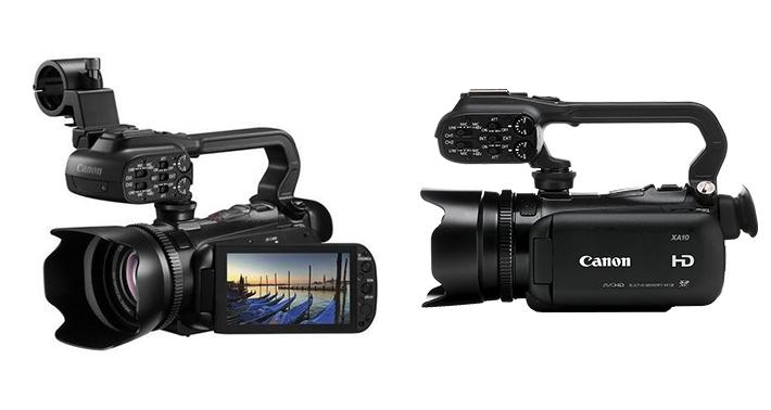 videokamera canon xa10