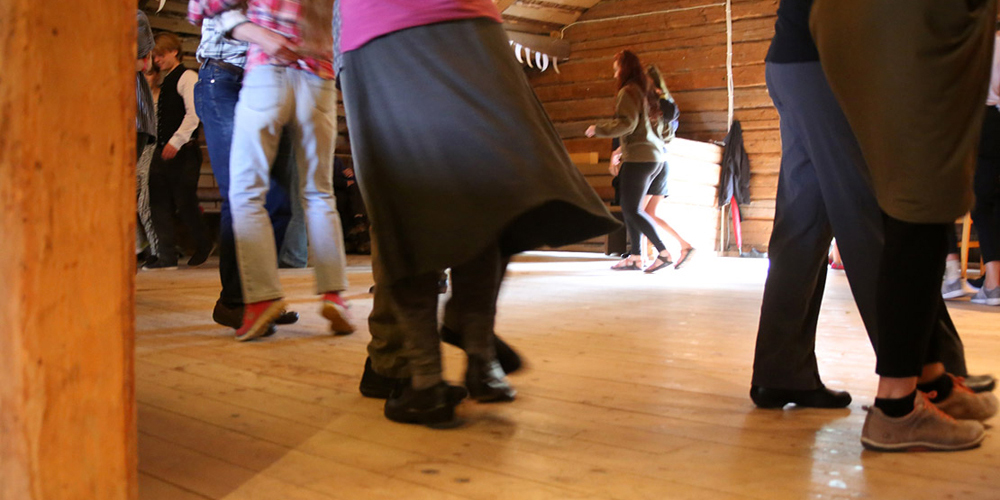 Nybörjarkurs i gammeldans – Järvsö