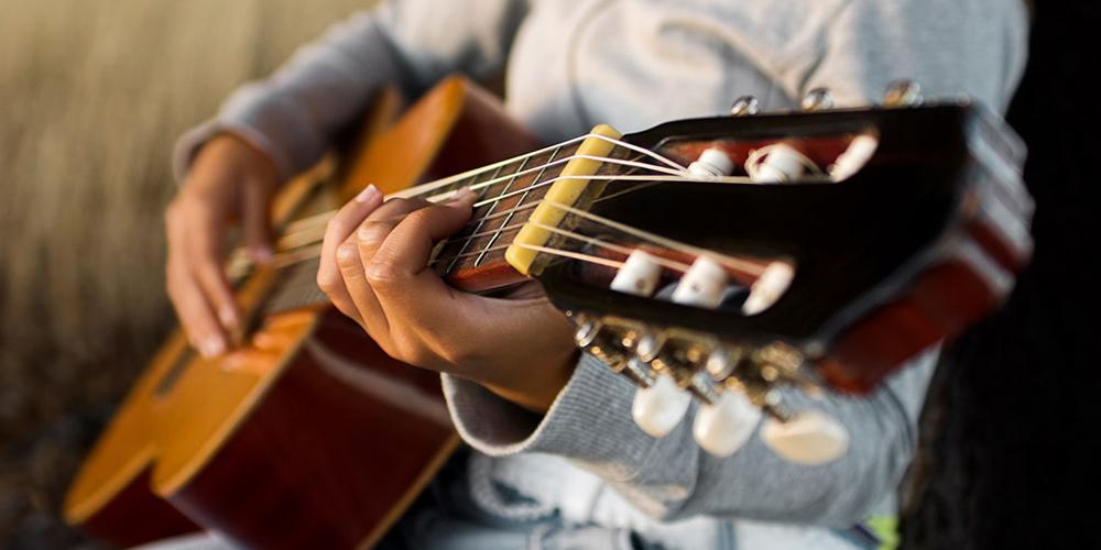 Kurs i Klassisk Gitarr