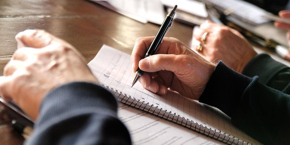 Skriv ditt liv