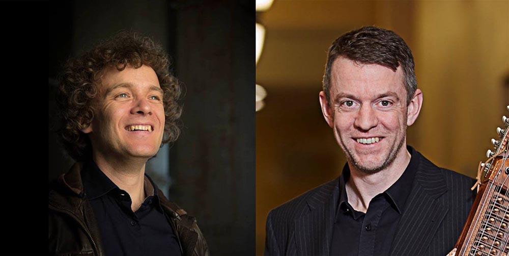 Dansworkshop med Anton Schneider och Niklas Roswall