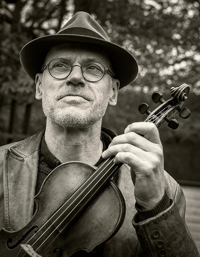 Exklusiv fiolworkshop för Pelle Björnlert