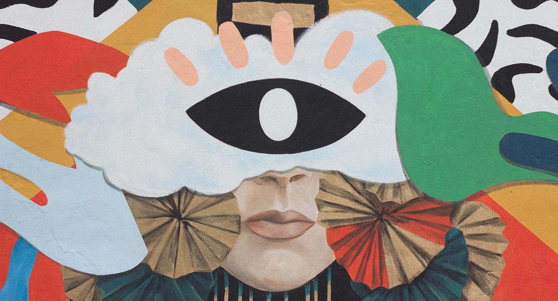 Vi snackar konst: Mona Adele Nilsson