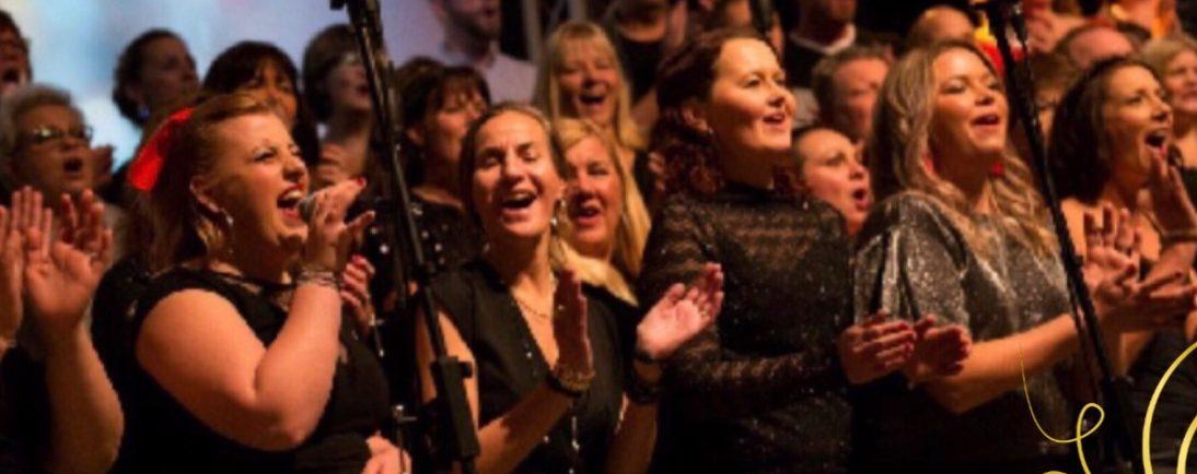 Vårkonsert Hudik Gospel – Seasons of love