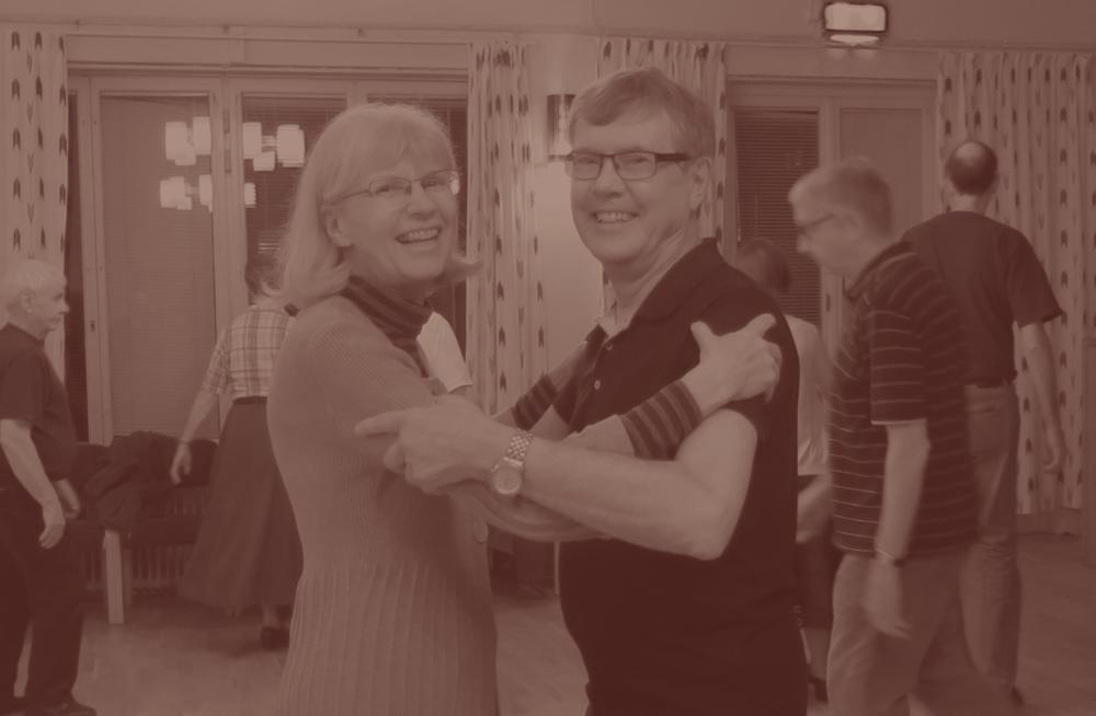Danskurs i Hälsingedanser med Ewa och Tommy Englund
