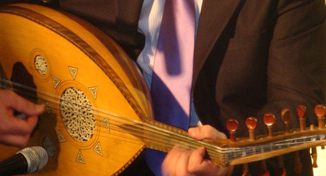 Lär dig spela Oud