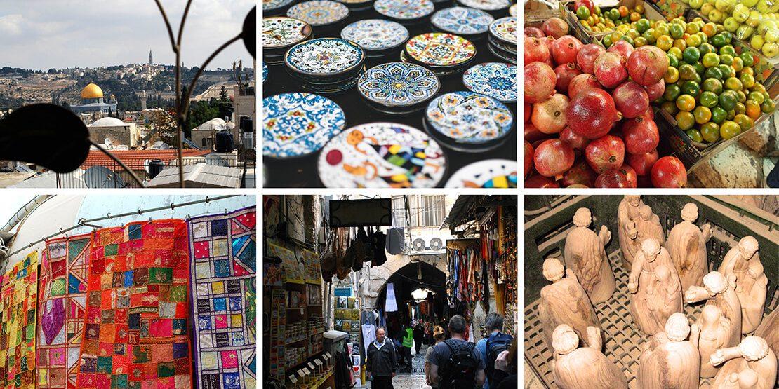 Studieresa till Israel och Palestina – tema hantverk och kultur