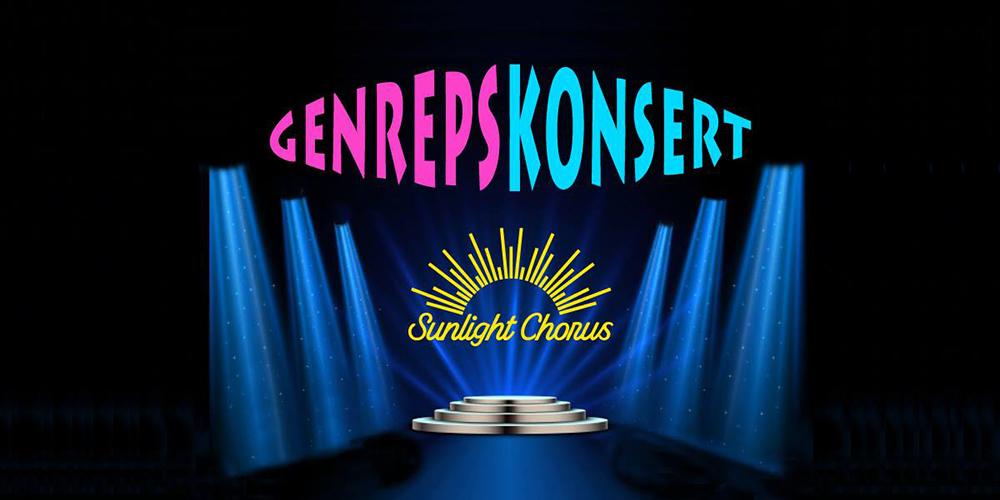 Sunlight Chorus genrepskonsert