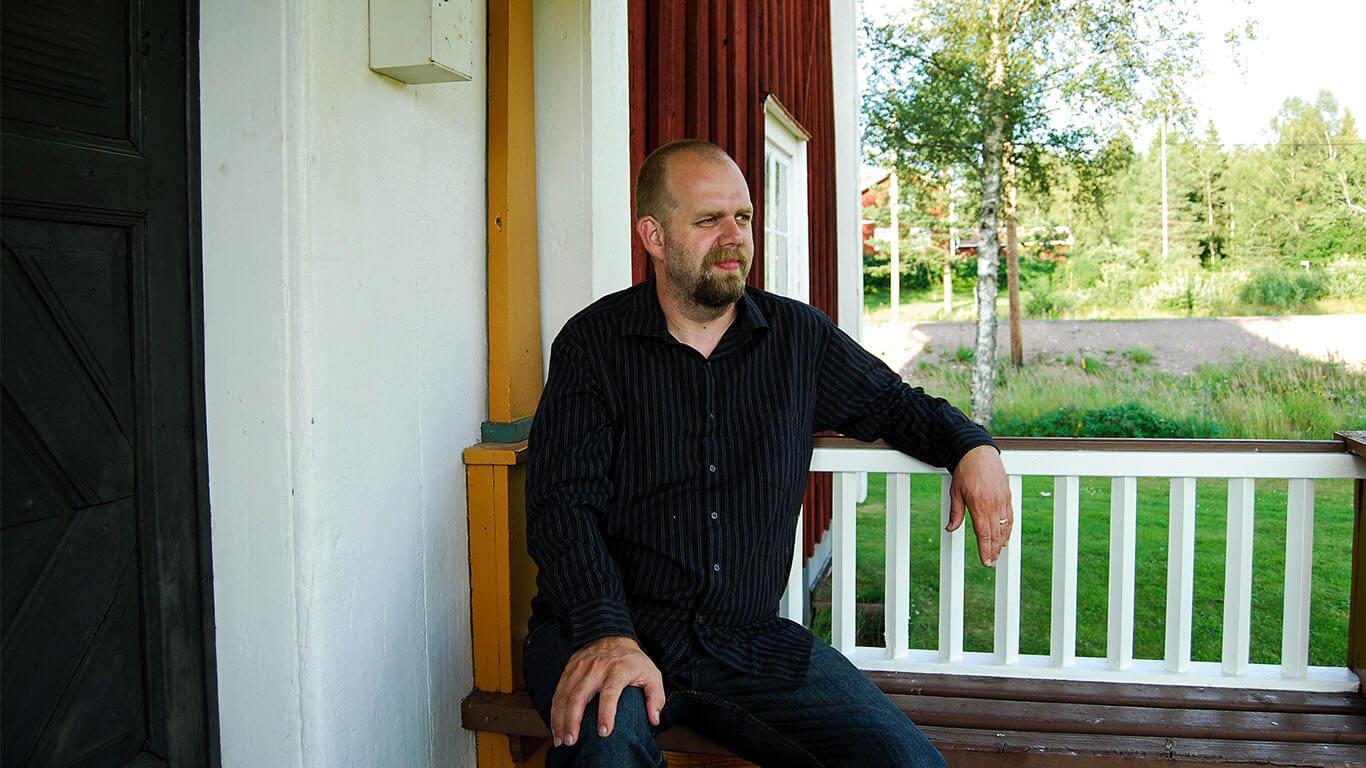 Folksångarfrossa med Anders Larsson