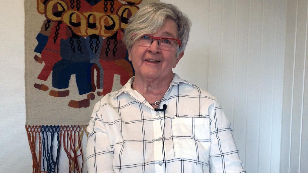 Inger Öhrn från Örebro har fått Ellen Key-priset