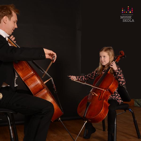 Instrumentalundervisning efter Suzukimetoden