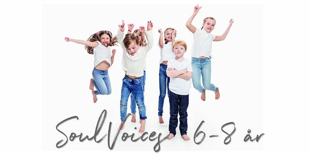 SoulVoices 6-8 år