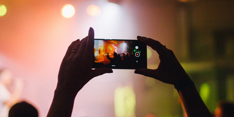 Kreativ zon – Redigera film i mobilen