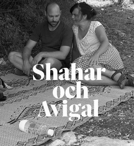 Shahar och Avigal