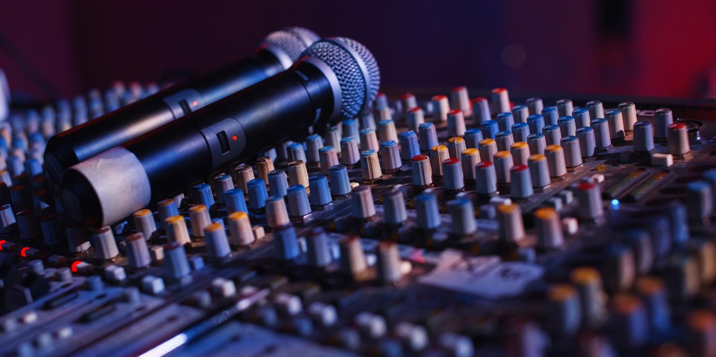 Kurs i ljudteknik – inför Hamnfestivalen