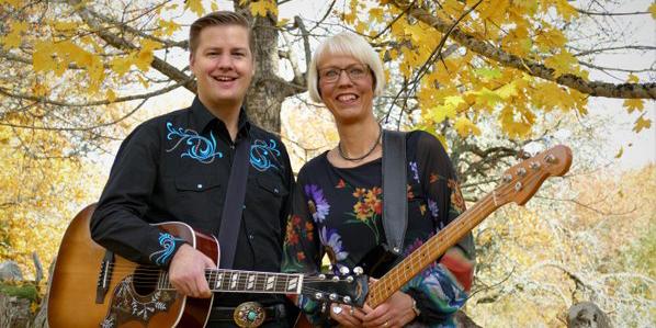 Café 93 med Johan och Gunilla Sigvardsson