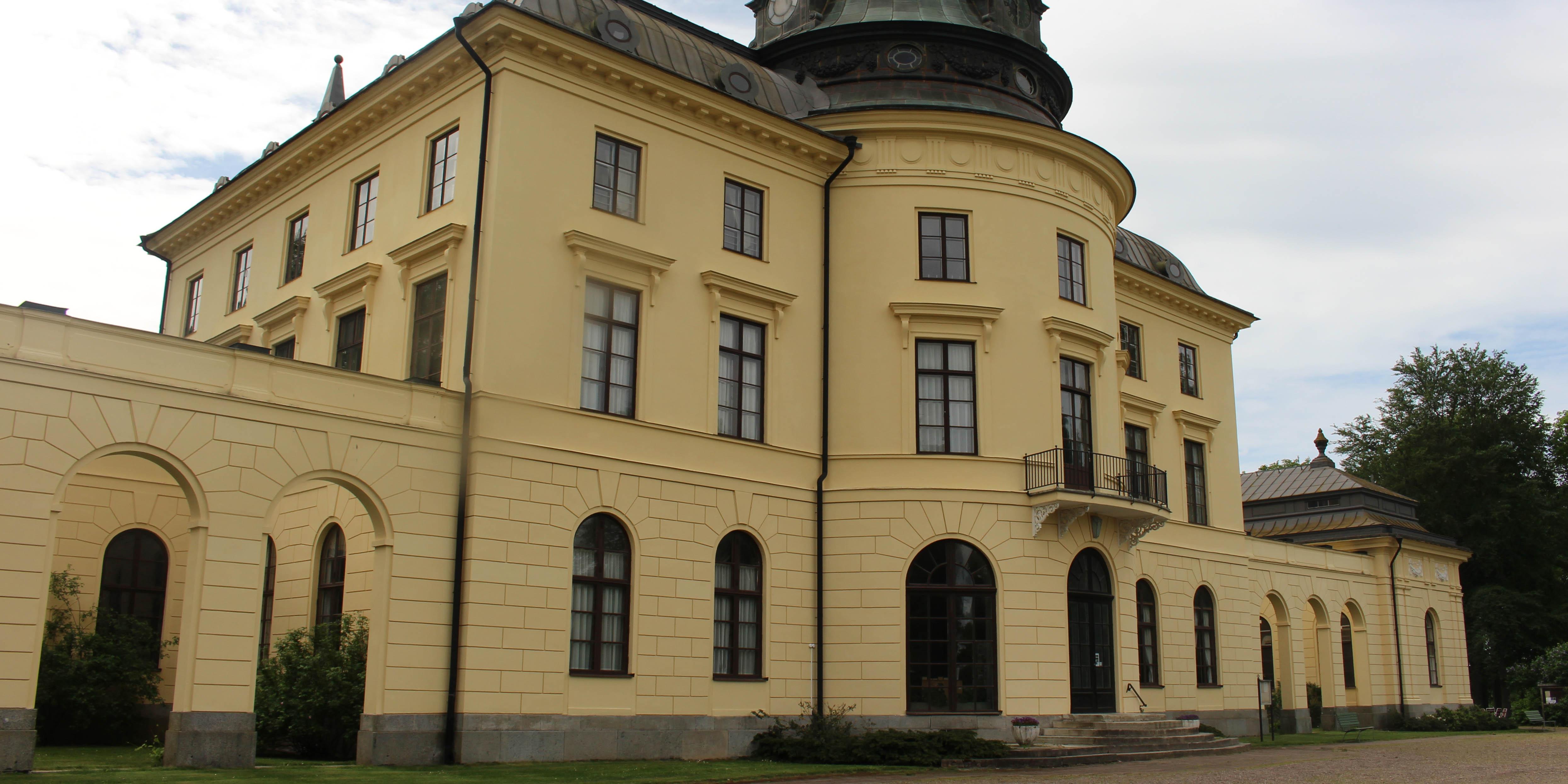 Sommarkonserter i Rotundan, Nya Slottet Bjärka-Säby