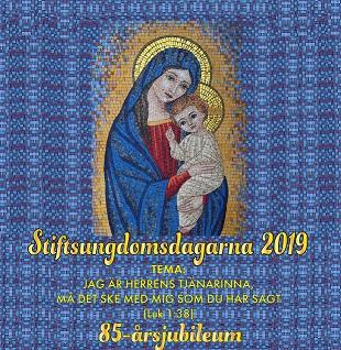 Katolska Stiftsungdomsdagarna i Vadstena SUD 2019