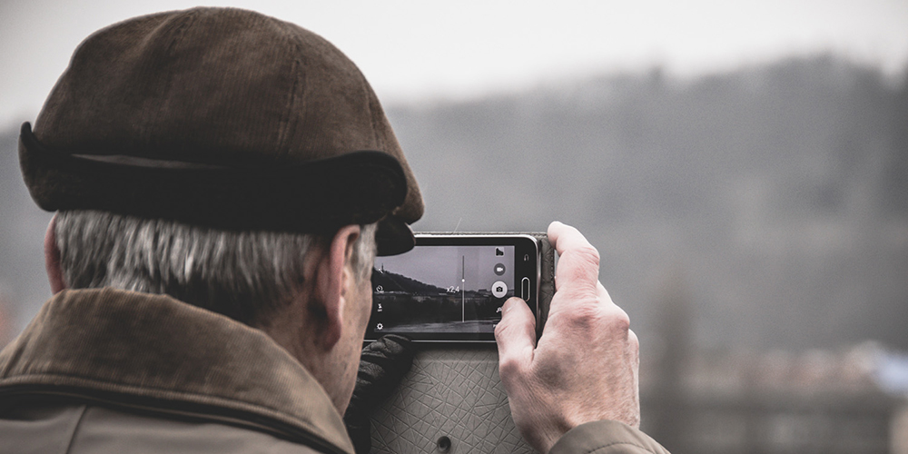 Fotoredigering i mobilen
