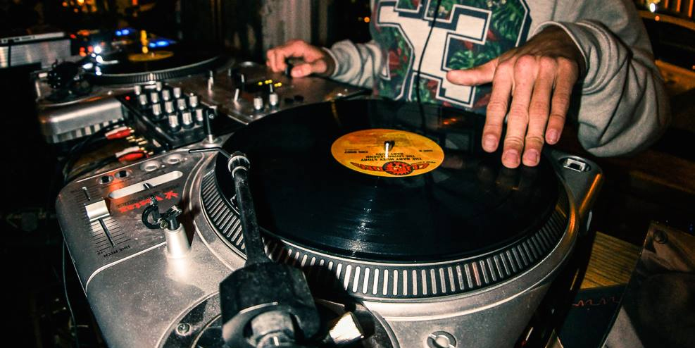 DJ-skola på Residenset, tjejgrupp