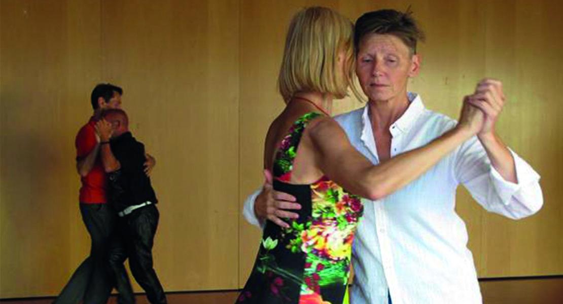 Helgkurs i Tango med ombytta roller