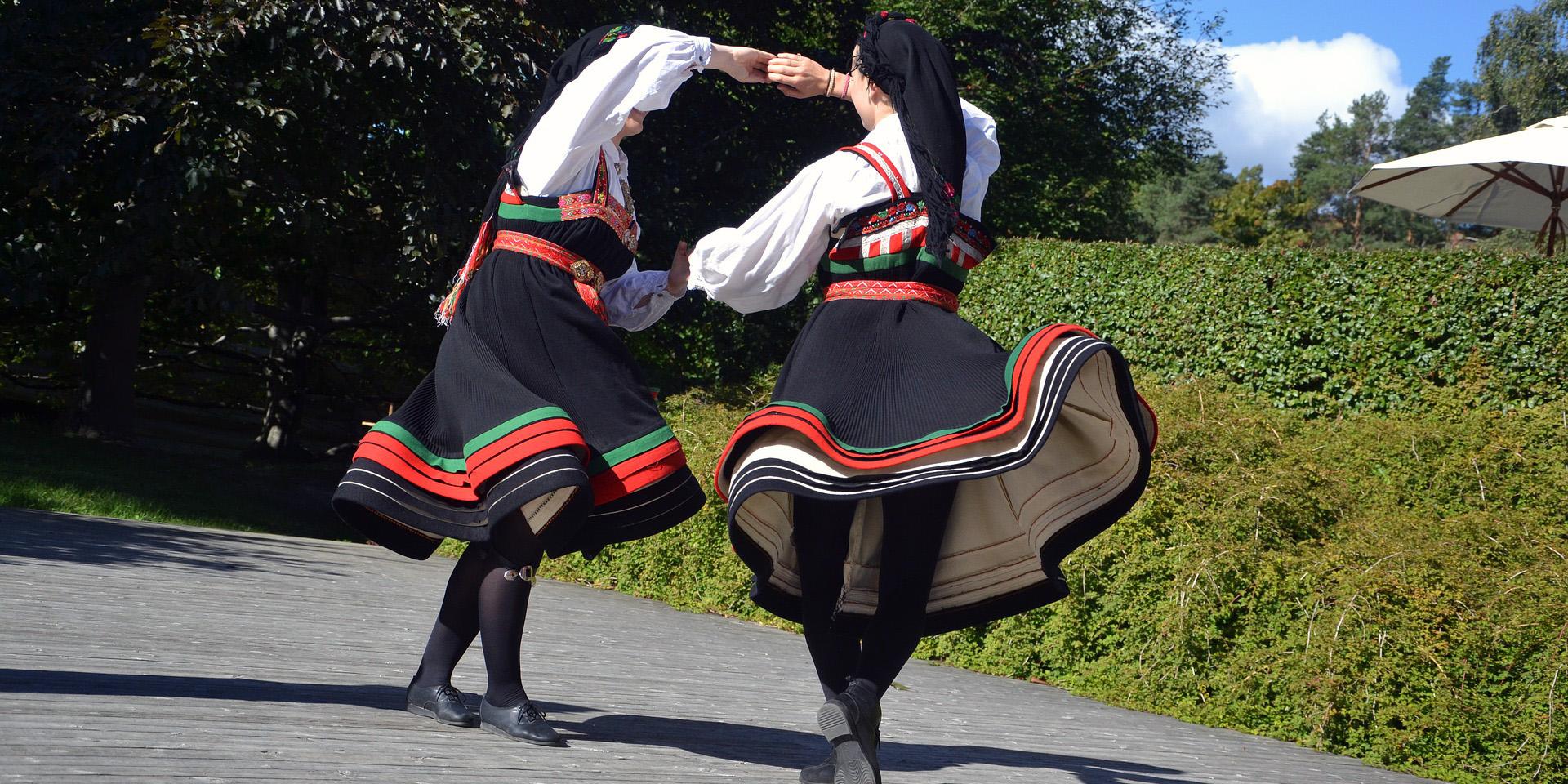 Folkdans – vad är det?