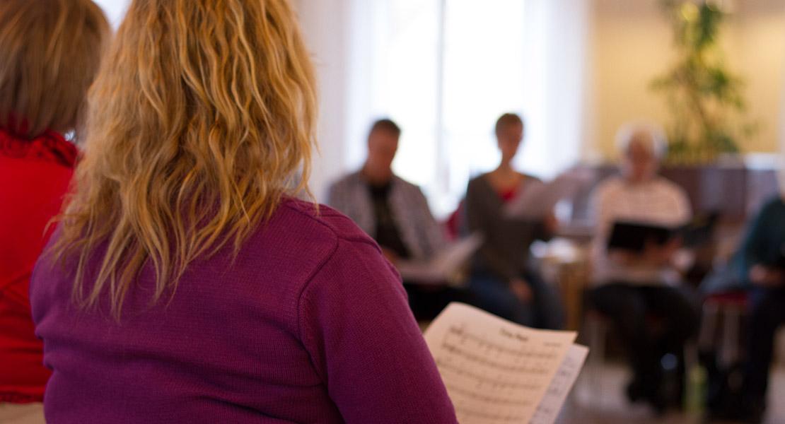 Körsångarens kraft – en workshop i körsångarens utveckling
