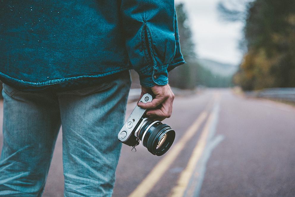 Foto workshop med Niklas Nilsson