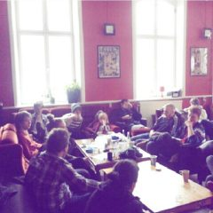 Demokrati på Ungdomens hus
