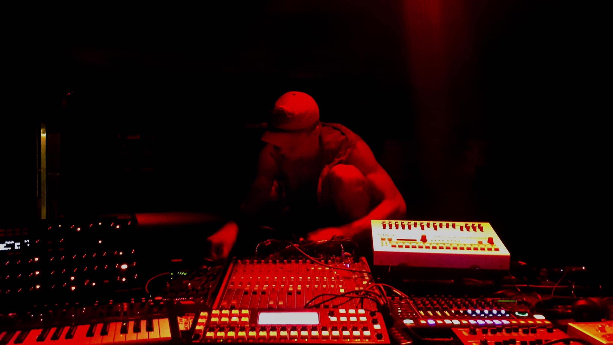 Studiecirkel i elektronisk livemusik