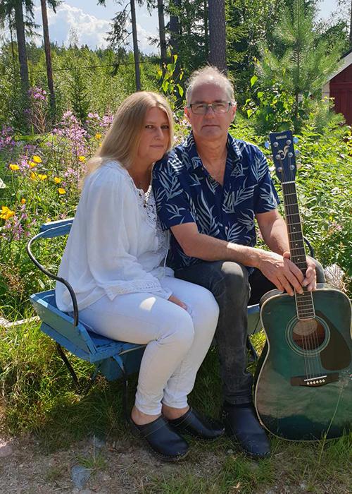 Boka Pernilla och Stefan Möllberg