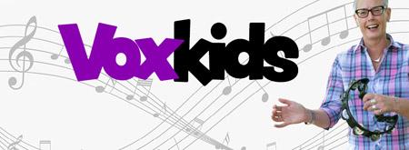 Vox Kids – barnkör