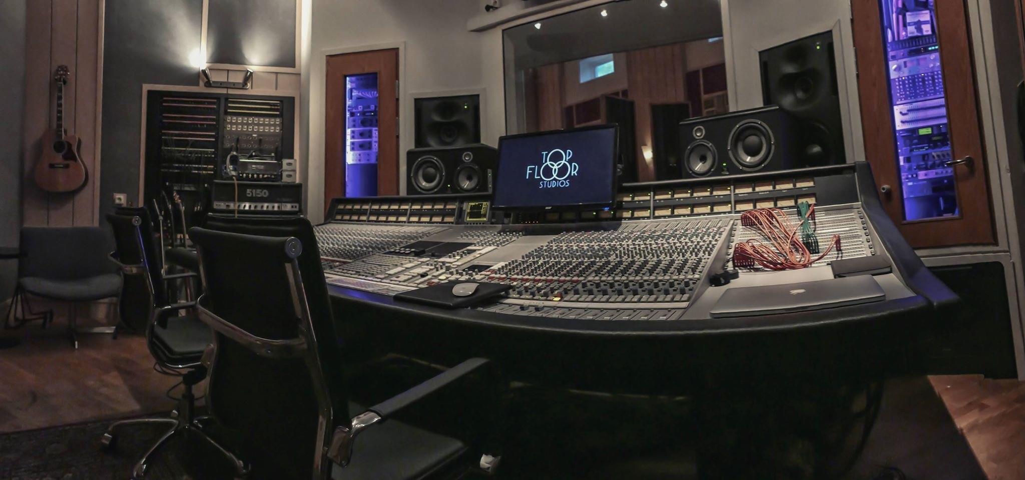 Top Floor Studios: En föreläsning om studioinspelning