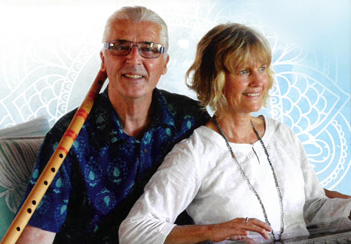 Konsert med Terry Oldfield & Soraya i Söderhamn