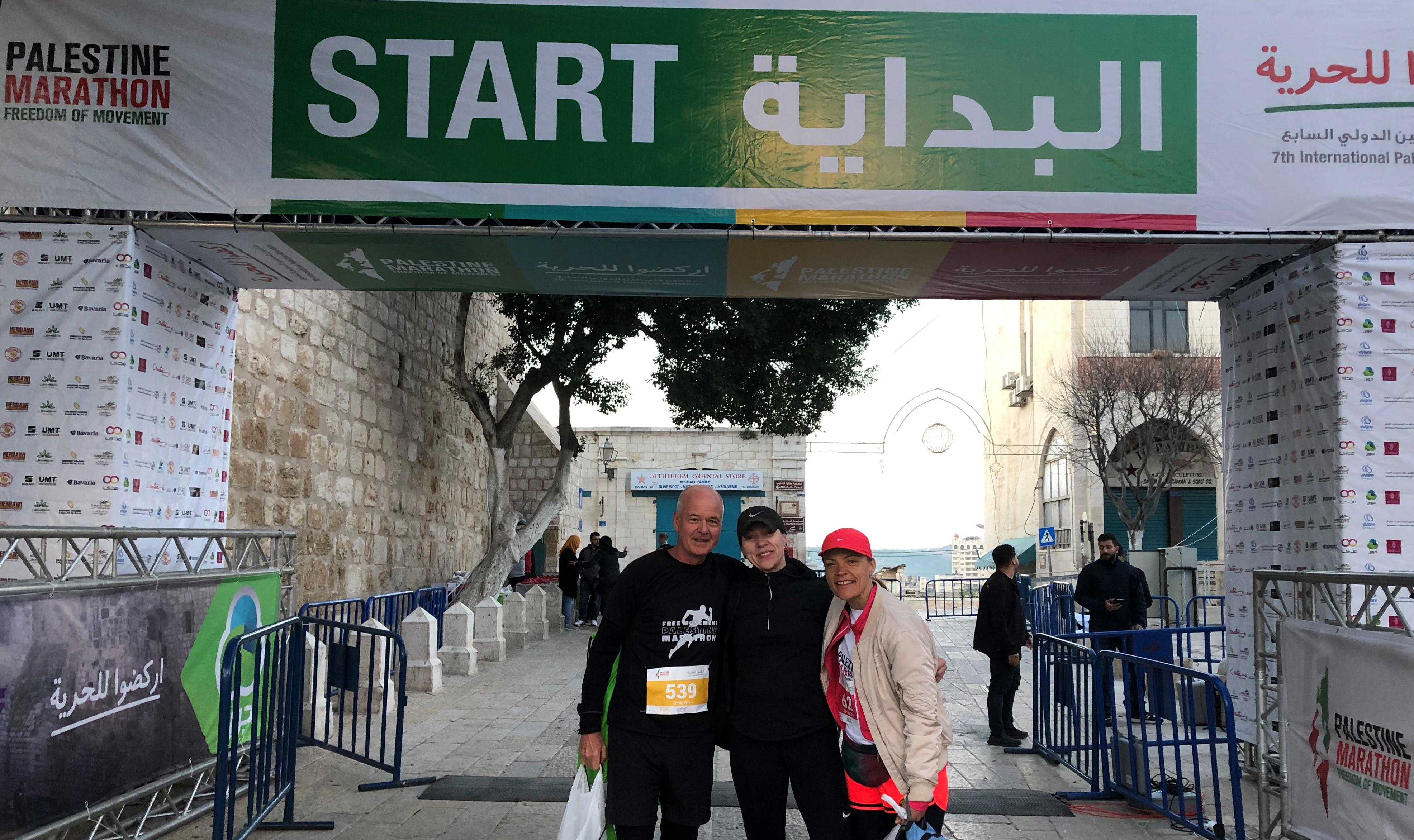 Studieresa med möjlighet att delta i Betlehem Marathon