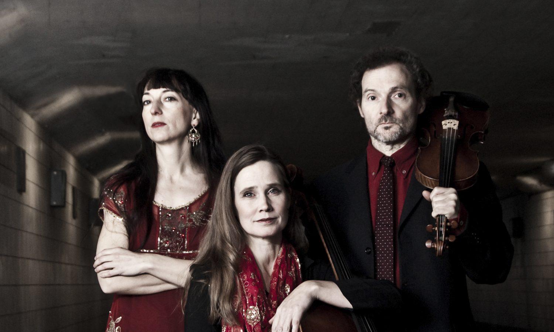 Club Frifolk presenterar Stahlhammer Klezmer Trio