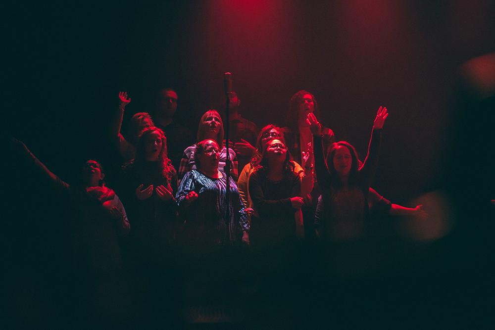 Sjung till Herrens ära en NY sång – Körkonsert med Annika Viderstedt
