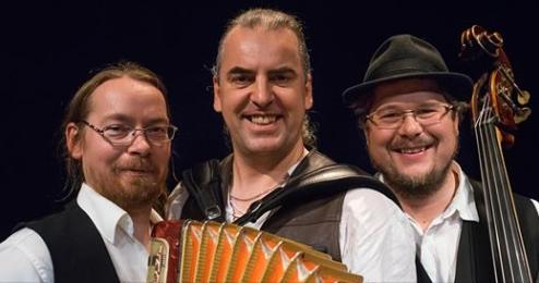 Releasekonsert med Sandy Brechin Trio