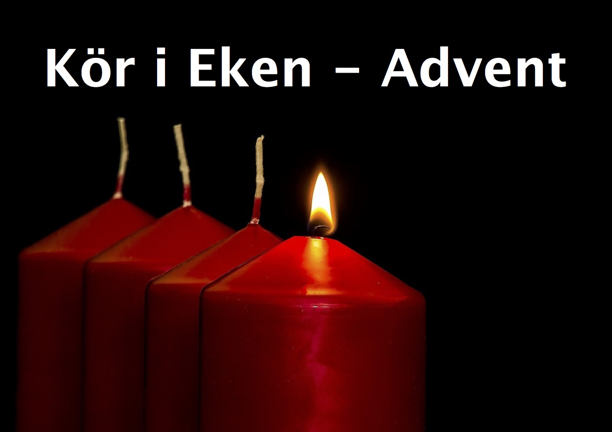 Projektkör i Ekensbergskyrkan