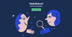 Digitaljakten