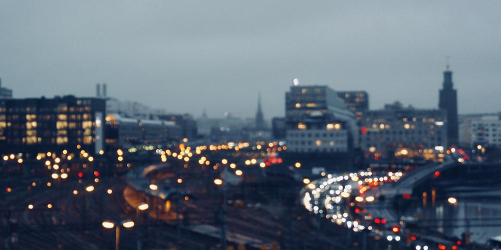 Angelägna samtal – Människan och staden