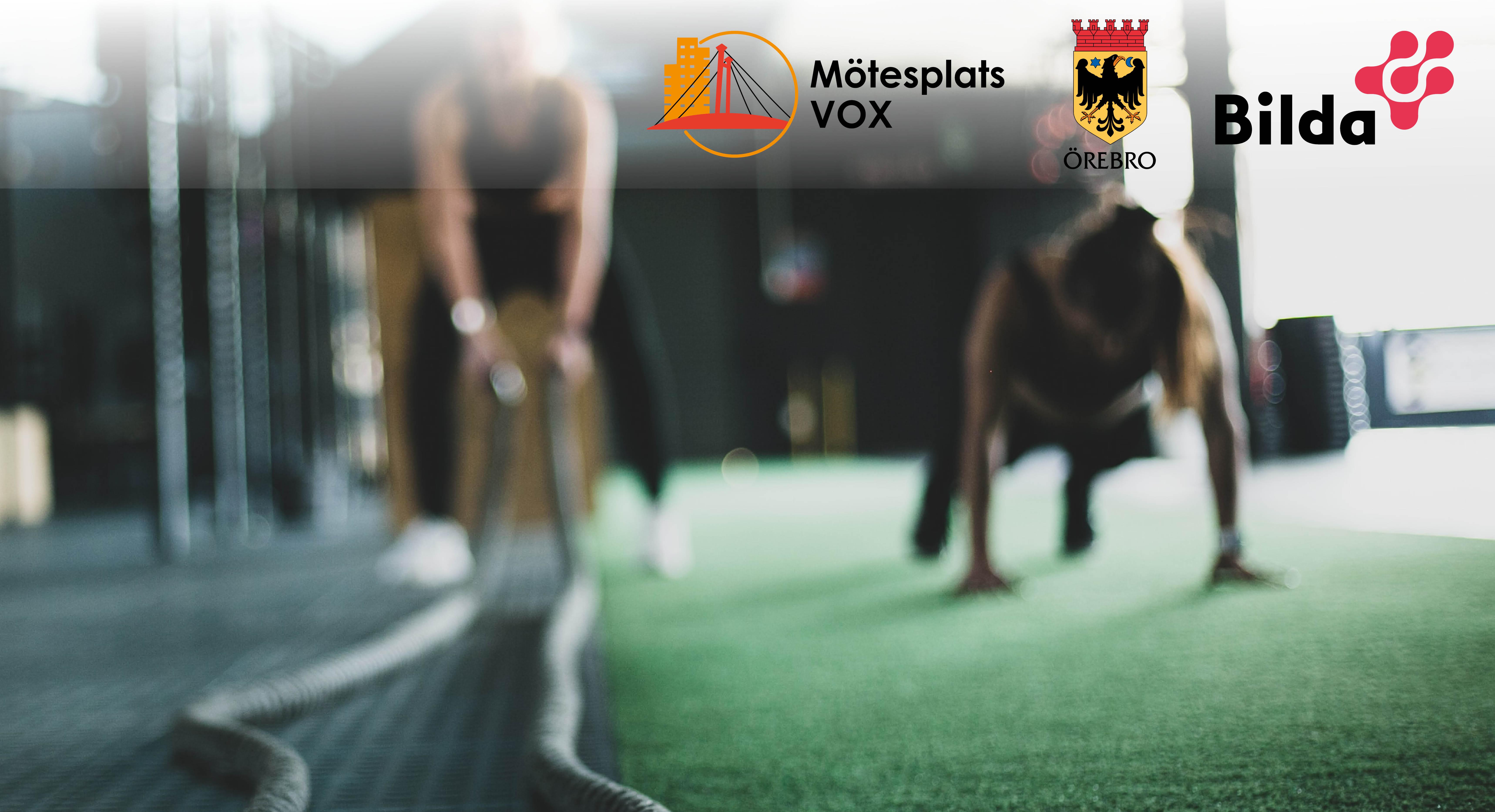 Träning och hälsa VOX