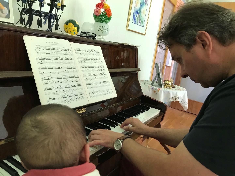 Grundkurs för piano