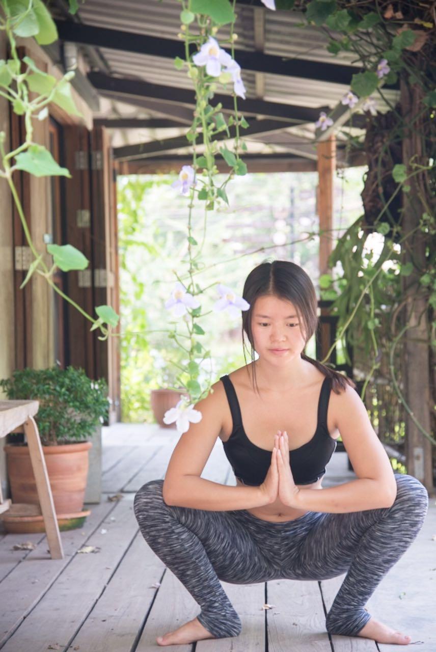 YinYang Yoga- fysiskt och mental  träning