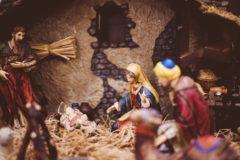 Konsert vid julkrubban med Katolska Domkykans alla körer